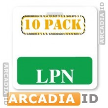 10 Badge Buddy - LPN