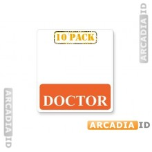 10 Badge Buddy - Doctor