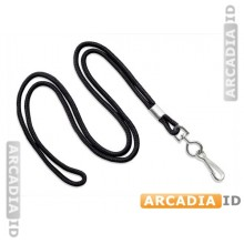 Round Lanyard with Steel Swivel Hook