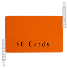 Blank CR80 ID Cards - Pick a Color | QTY 50