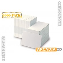 3000 White CR80 Cards