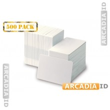 White CR80 Cards [sleeve of 500]