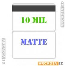 10 Mil HiCo Matte ID Card Laminate