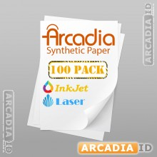 Full Sheets Arcadia Synthetic Paper | 100 QTY